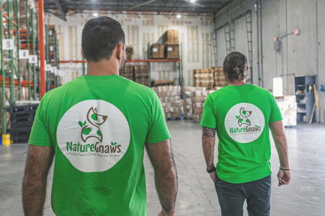 Nature Gnaws shares business growth over first five years