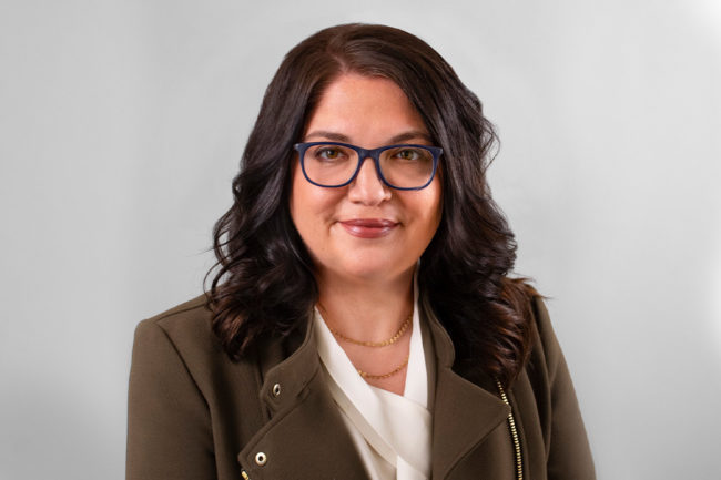 Megan Belcher, chief legal and external affairs officer at Scoular.