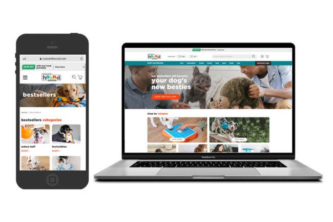 Outward Hound's new e-commerce platforms
