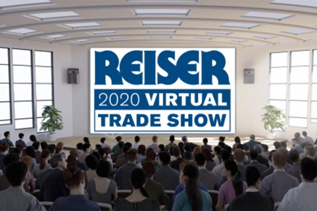 Reiser announces virtual trade show experience in November