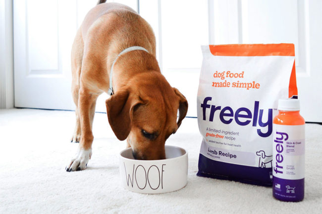 Freely Pet partners with Best Friends Pet Hotels as exclusive in-house pet food brand