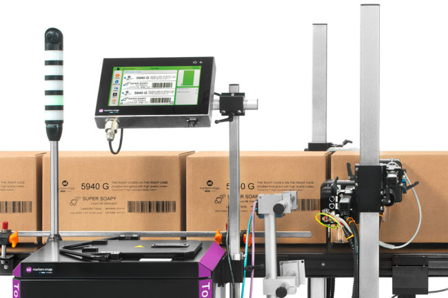 Dover subsidiary launches high-resolution coding system for more transparent secondary packaging