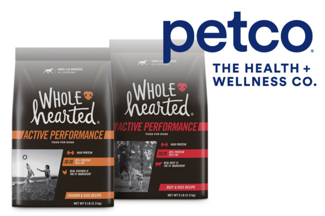 "Petco launches new WholeHearted diets after rebranding as a ""health and wellness"" company"