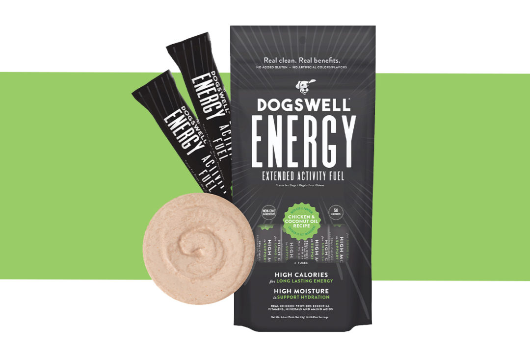 Dogswell launches new on-the-go treat for active dogs