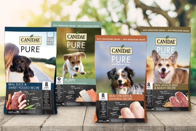 Canidae launches two new dog food lines