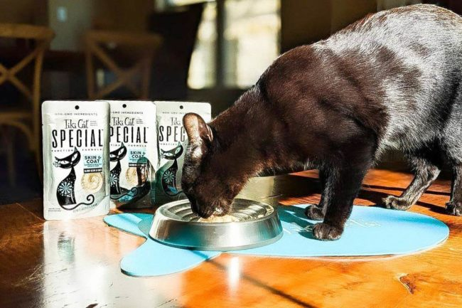 Tiki Pets launches line of functional wet cat foods