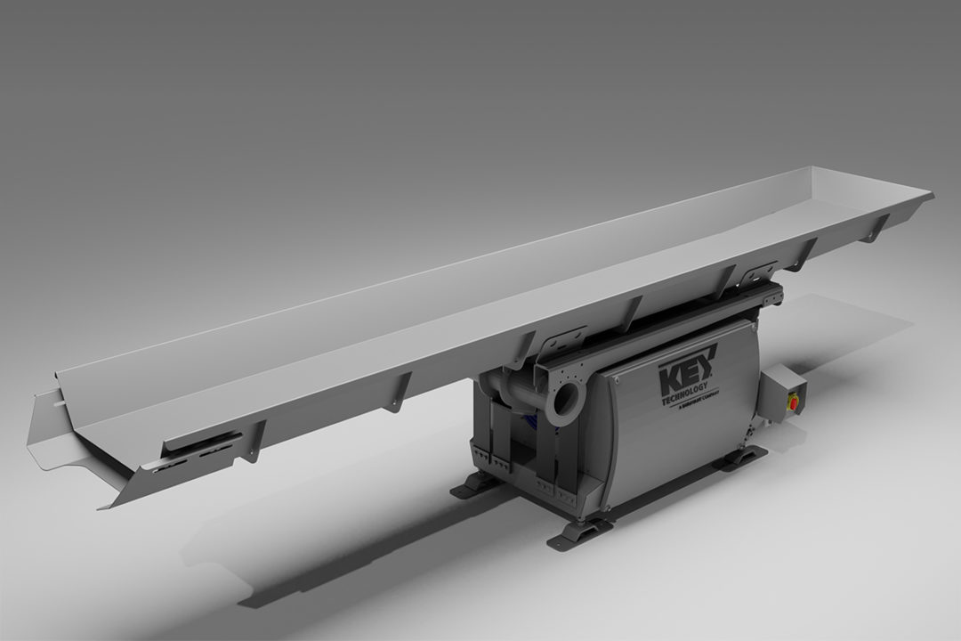 Key Tech introduces Zephyr gentle conveying systems