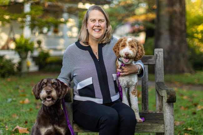 Nina Leigh Krueger becomes Purina's first female CEO