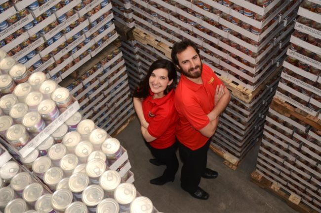 Evanger's twins recognized for entrepreneurship in the pet food business