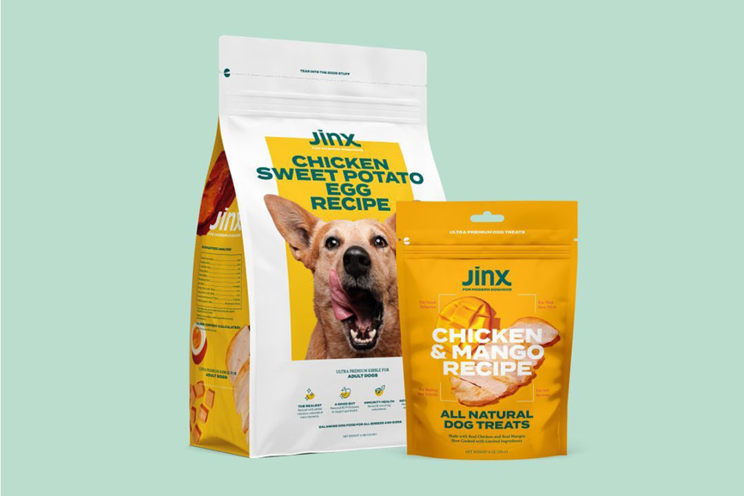 Jinx launching text messaging service for placing, managing pet food orders