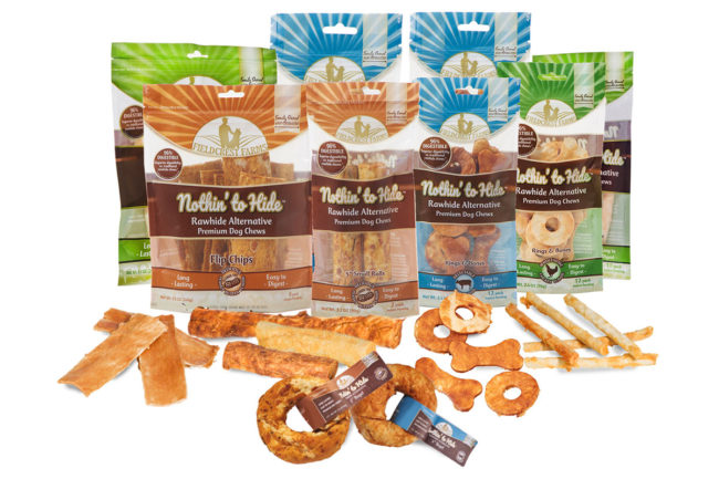 Fieldcrest Farms adds new collagen chews for small, medium dogs