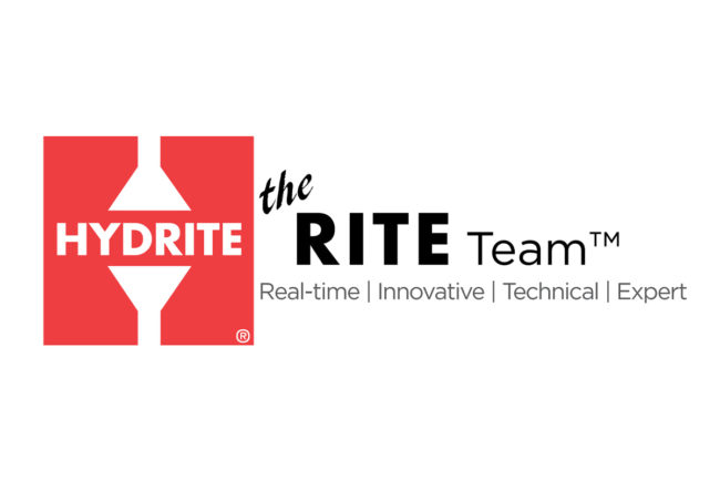 Hydrite establishes RITE Team to improve customer support