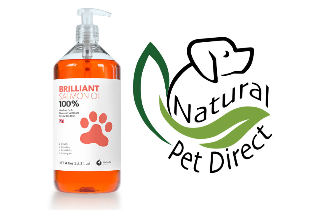 Hofseth partners with Natural Pet Direct to expand Brilliant Salmon Oil distribution in NY