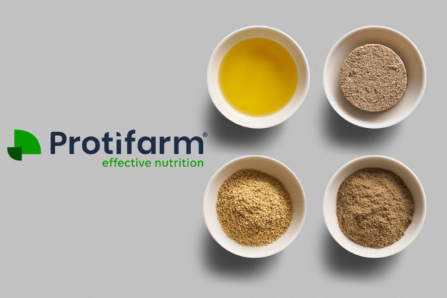 Swissmill byproducts to be used as food for Protifarm's Buffalo Beetle insect processing operation