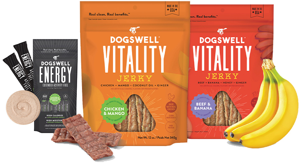 Dogswell new products