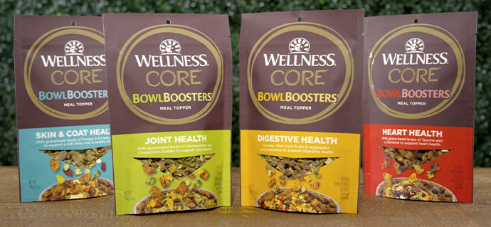 Wellness CORE Bowl Boosters line