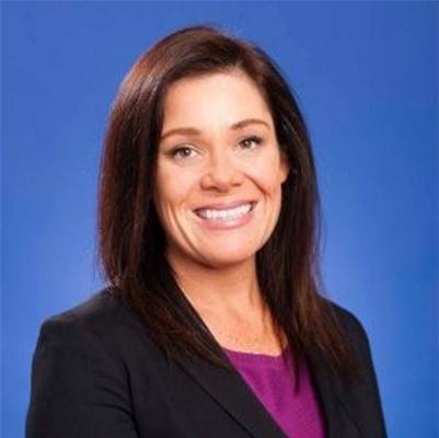 Shannon Falcone, internal board member at CRB