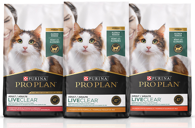 Purina ProPlan Liveclear