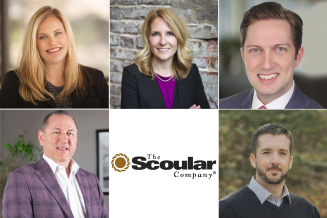 Scoular names five strategic leaders across several business segments