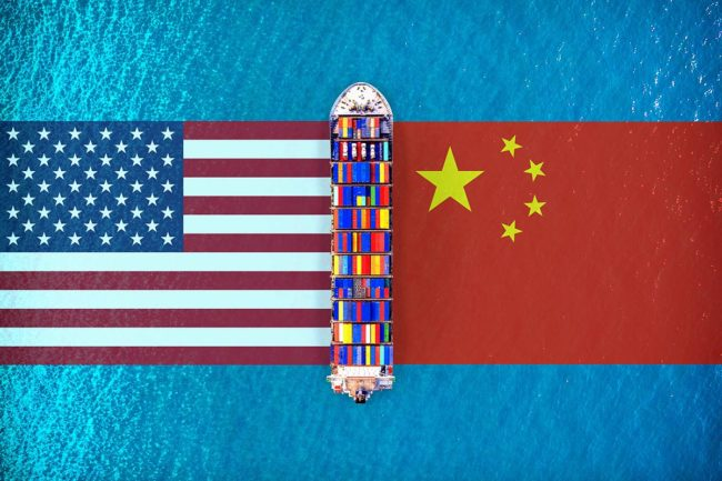 US and Chinese officials signed phase one of a trade deal Jan. 15