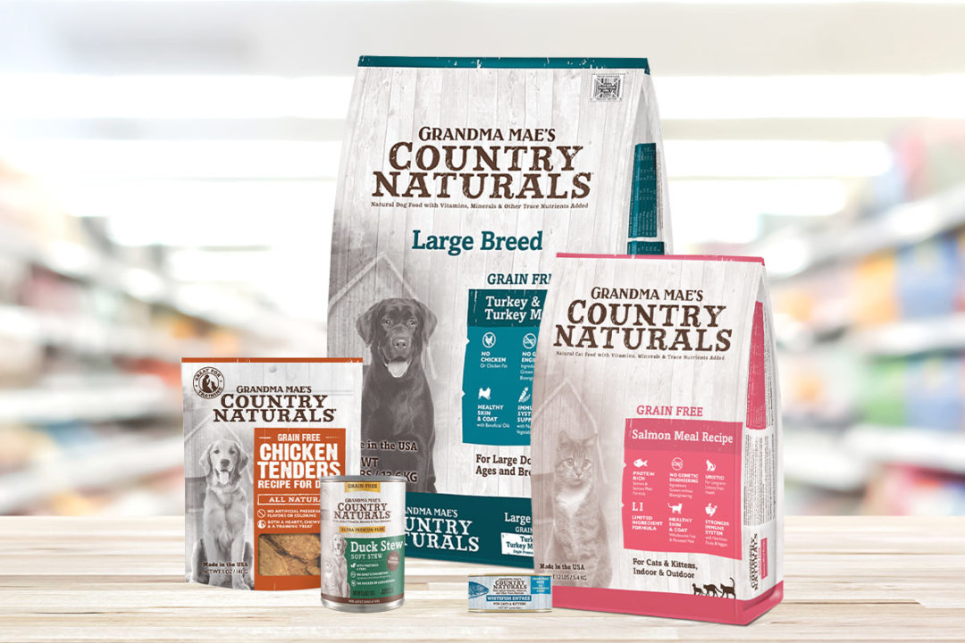 NexPet and Grandma Mae's Country Naturals partner with Directworks-Moblico for geo-targeting capabilities