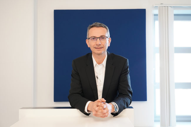 Michel Picandet, new executive vice president and head of TOMRA Foods.