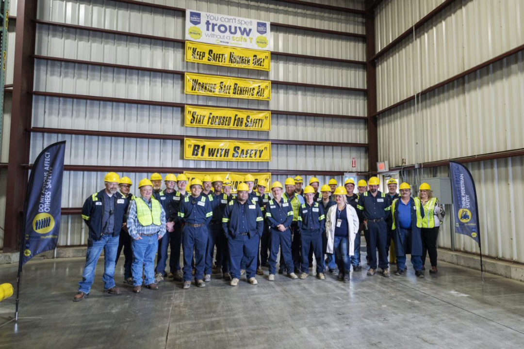 Trouw wins premix category for AFIA's Feed Facility of the Year program