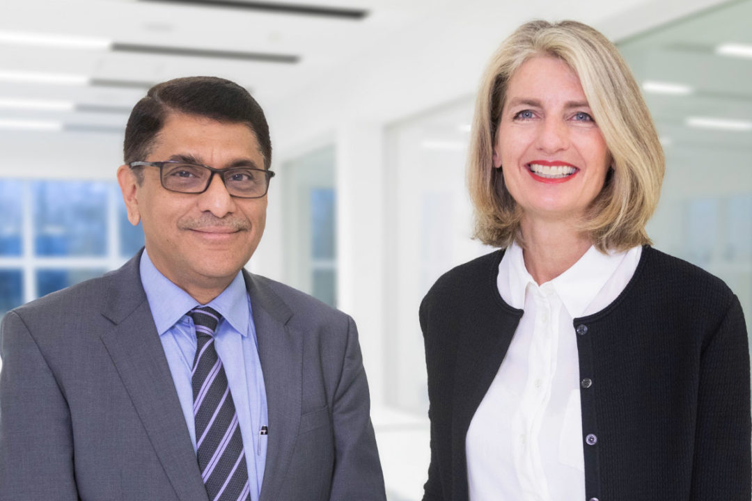 Irene Mark-Eisenring to succeed Dipak Mane as Buhler's chief HR officer