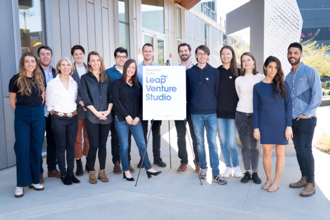 Leap Venture Studios announces 2020 cohort