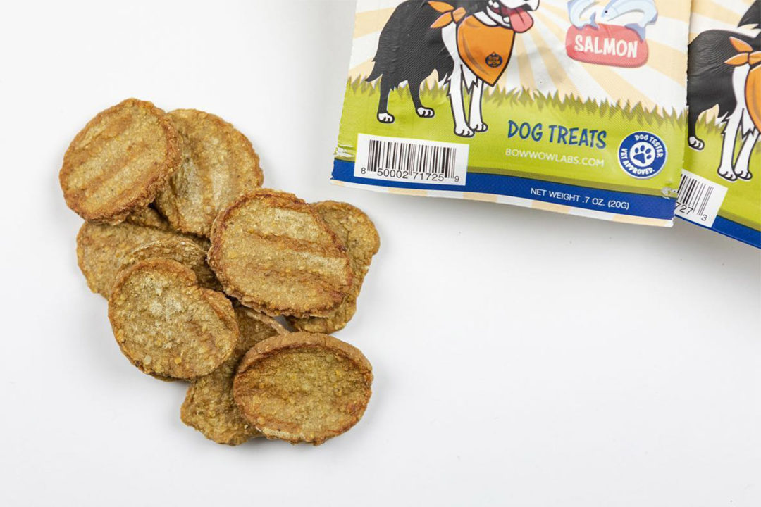 Bow Wow Labs debuts Waggy Wafers, first baked dog treats
