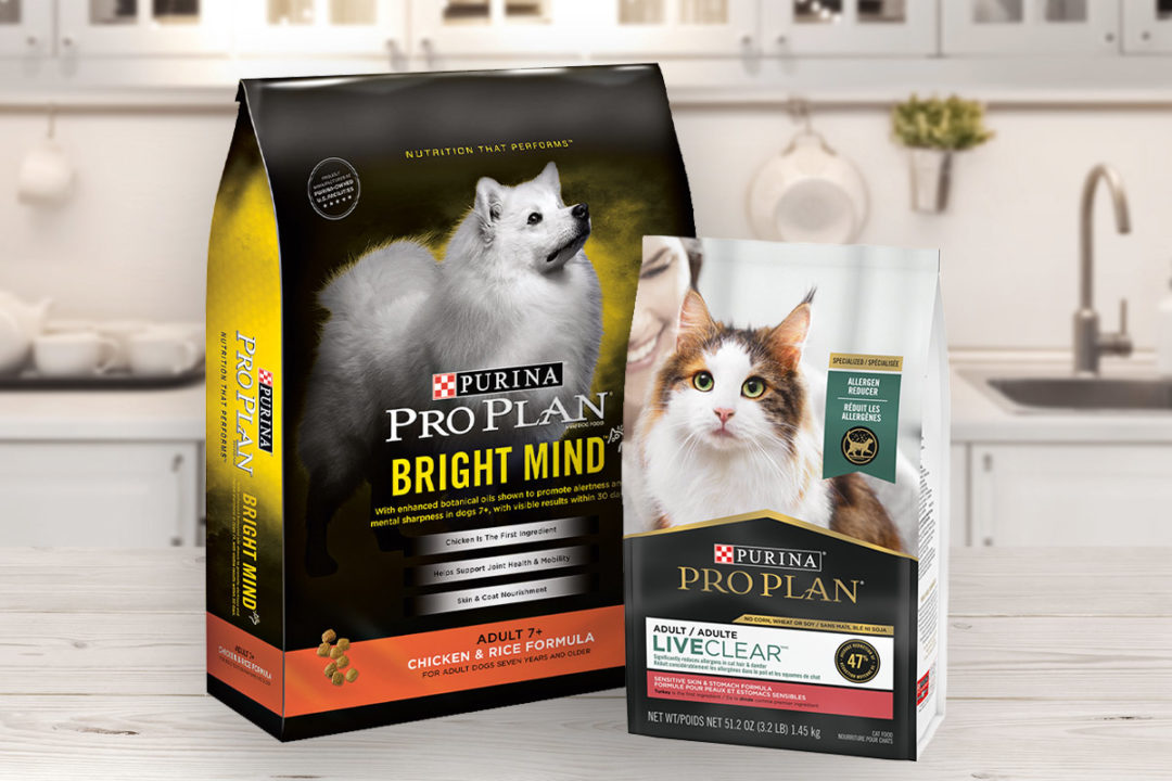 Purina premium and veterinary products led growth in 2019