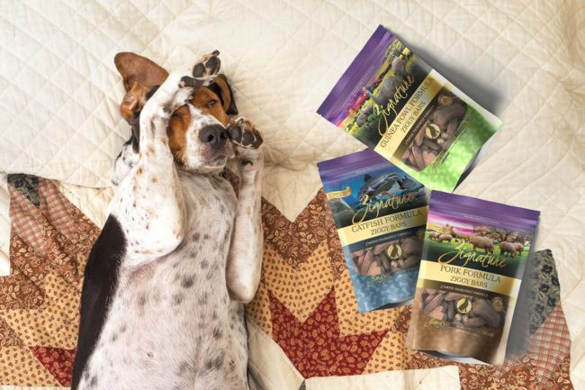 Pets Global to reveal three new Zignature products at Global Pet Expo 2020