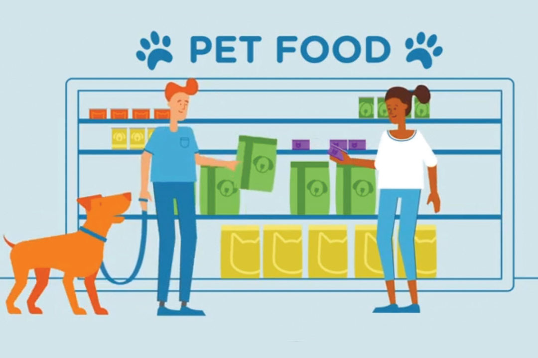 Pet Food Institute provides info on what's in a pet food label