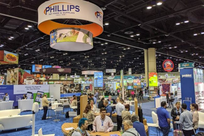 Global Pet Expo 2020 took pet food and treats to the next level