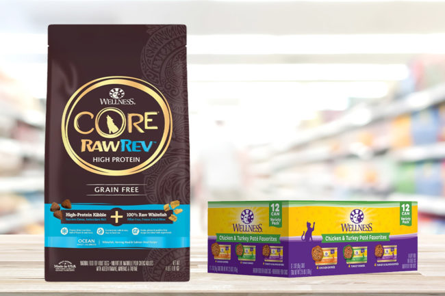 Wellness brands introduce fish-based dog food and variety packs for wet cat diets