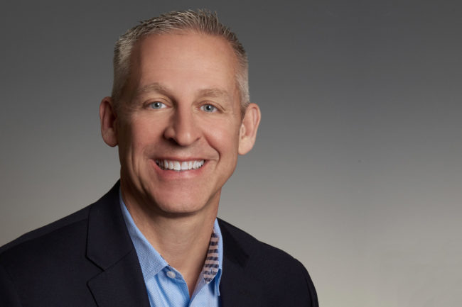 John Brase, new chief operating officer of The J.M. Smucker Company.