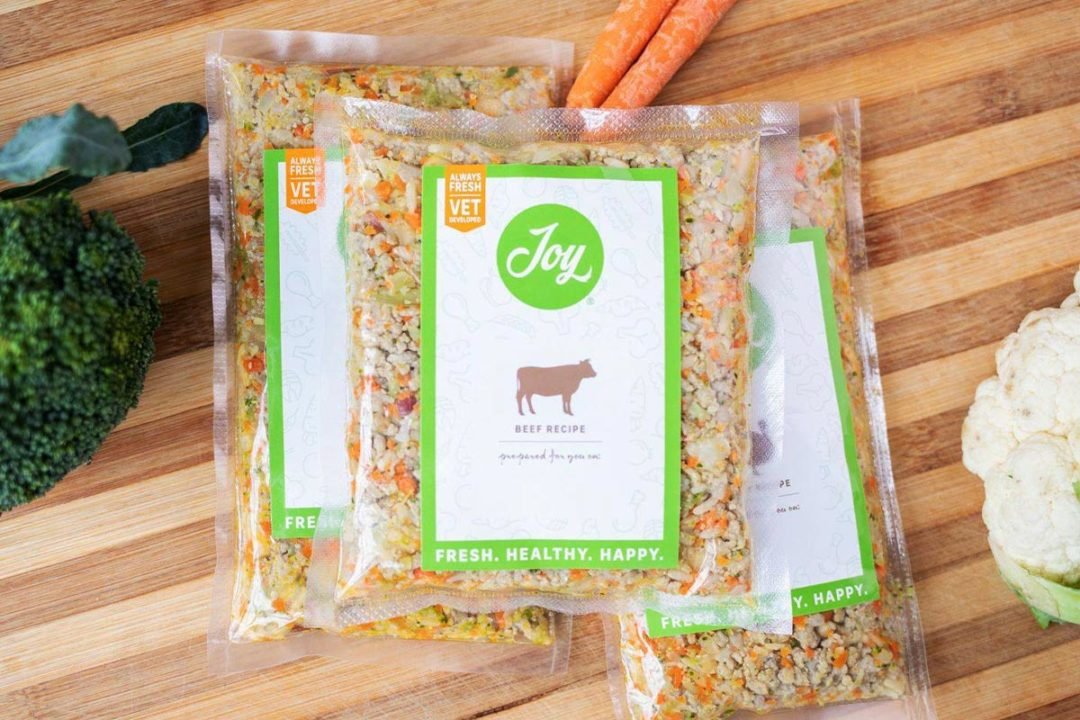 Joy Food releases half-portion fresh foods as meal toppers
