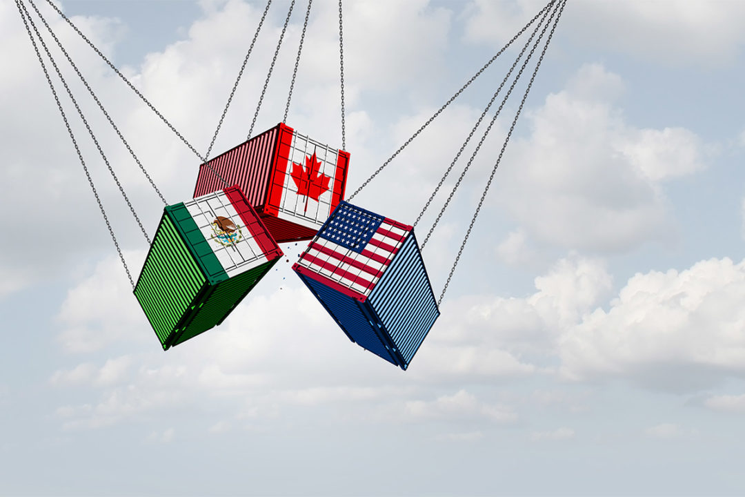 USMCA has been ratified by all three countries