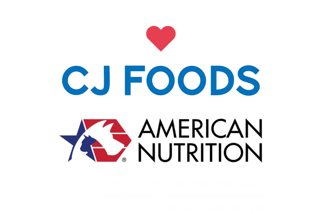 The acquisition of American Nutrition, Inc. by C.J. Foods was completed March 18