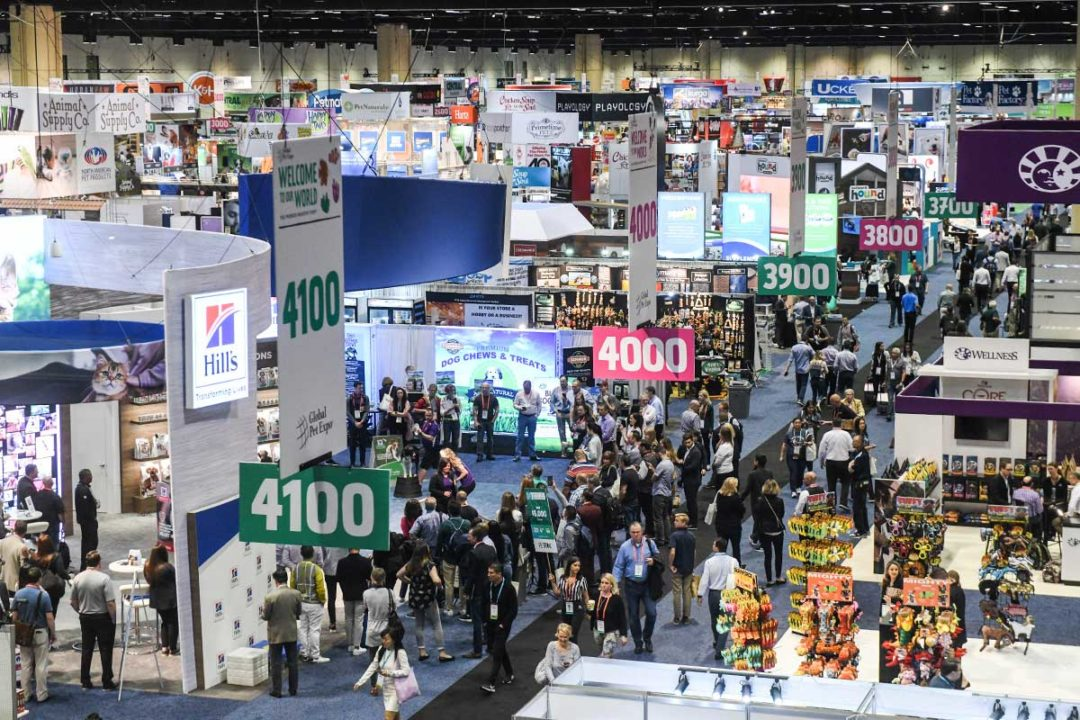 Global Pet Expo shares 2020 attendance numbers