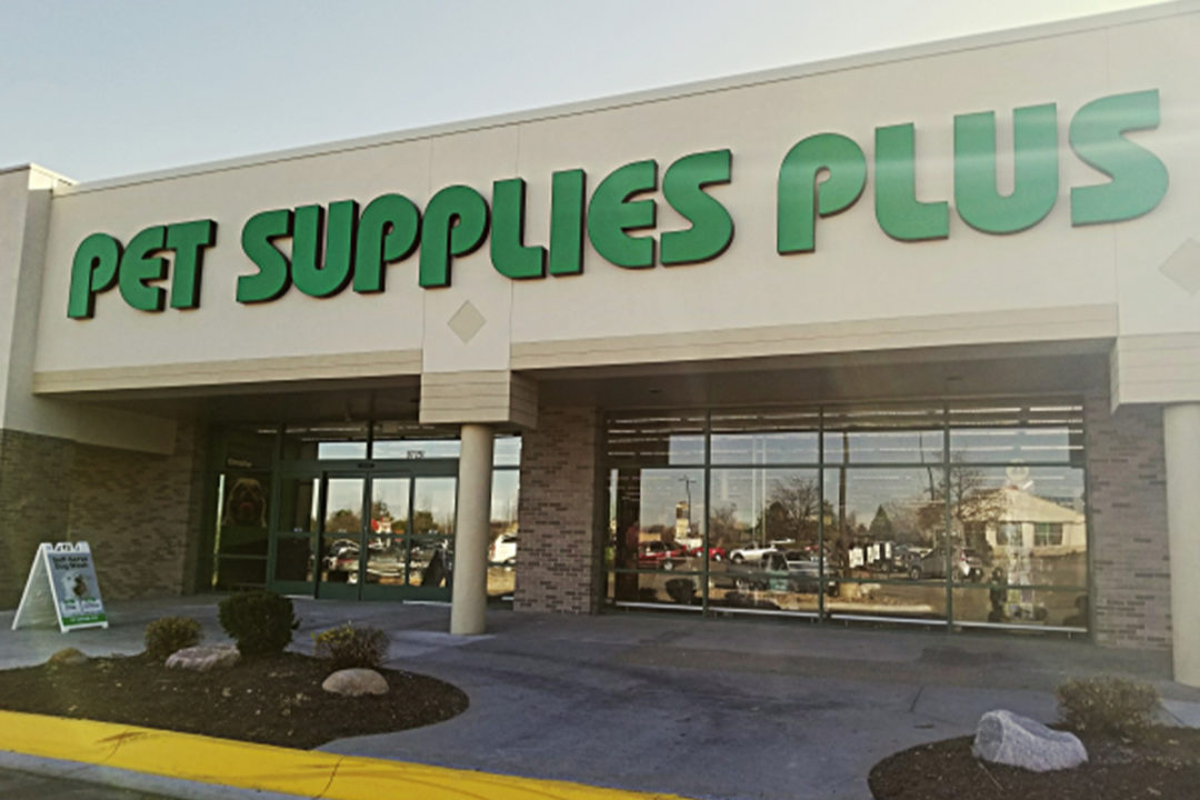 Pet Supplies Plus will offer curbside pickup and select delivery services during coronavirus crisis
