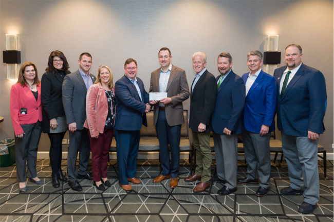 Copesan/Terminix donated nearly $9000 to pest control research
