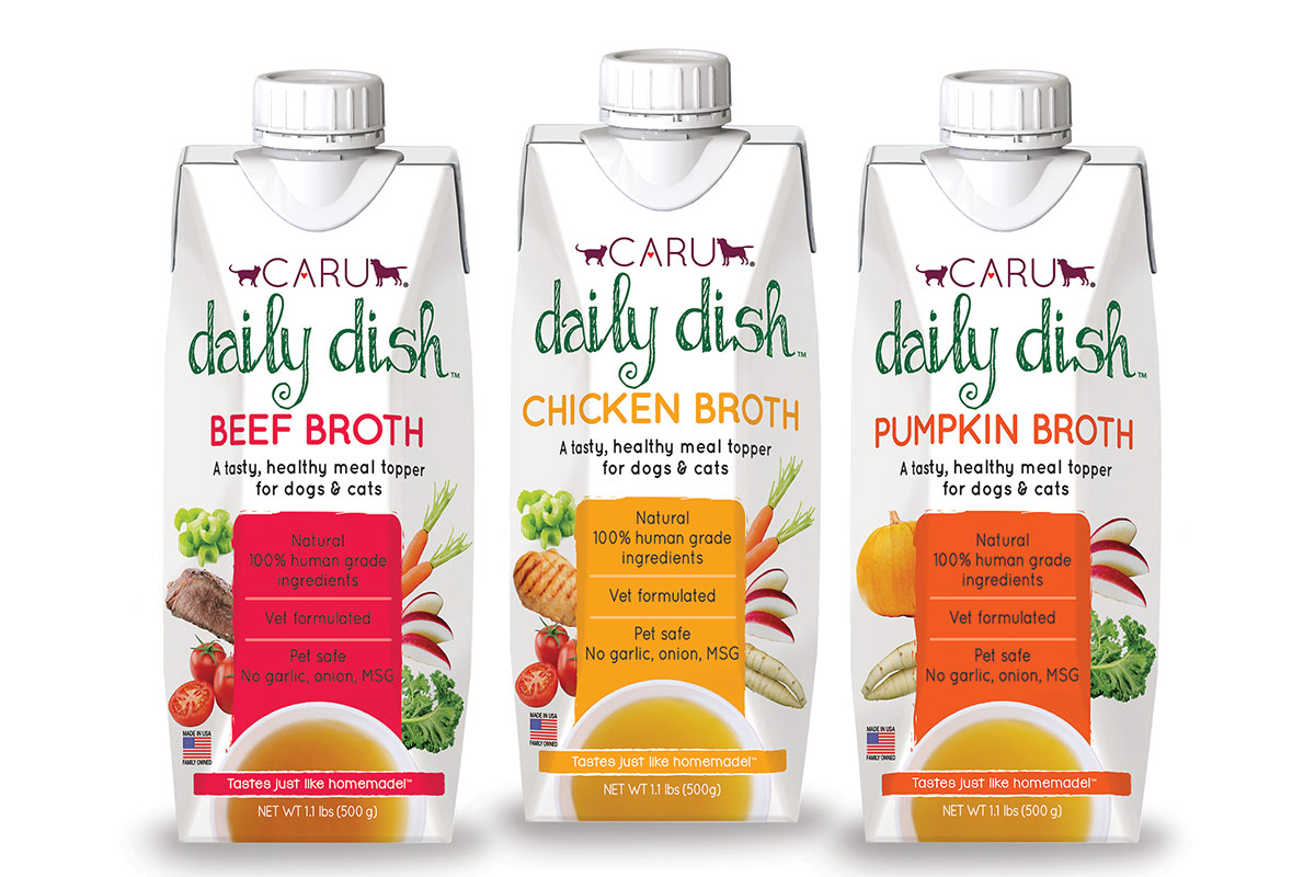 Caru adds to Daily Dish broths