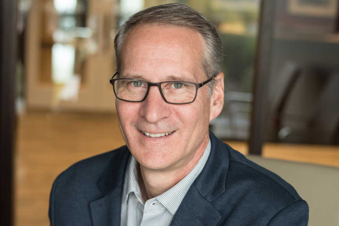 Terry Bartsch, new executive product manager, dough systems at AMF Bakery Systems