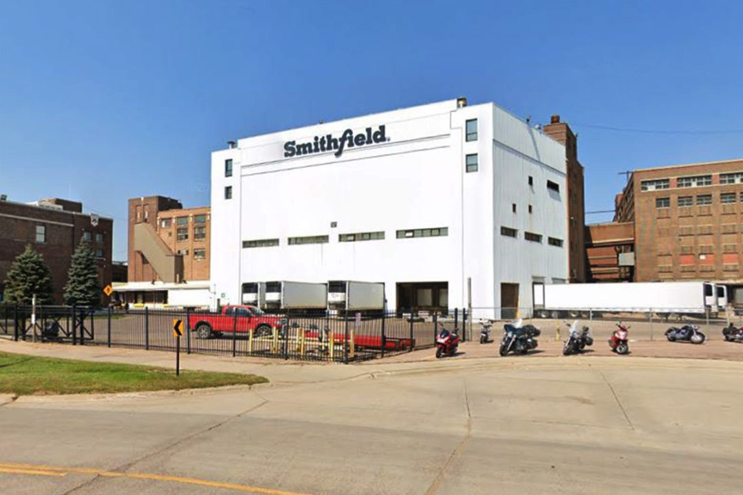 Smithfield pork plant toured by CDC before reopening during COVID-19