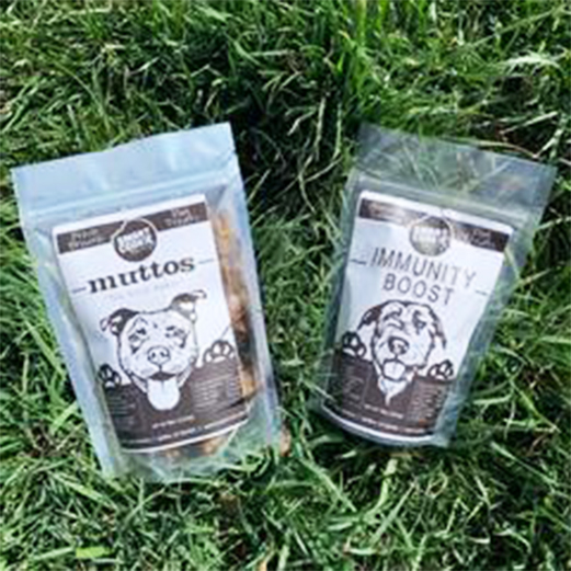 Smart Cookie Barkery's limited edition dog treats
