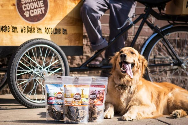 Smart Cookie Barkery supports local small businesses through fundraiser