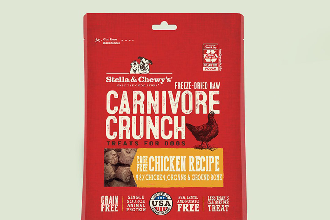 Wisconsin pet food company strives for 100% recyclable packaging