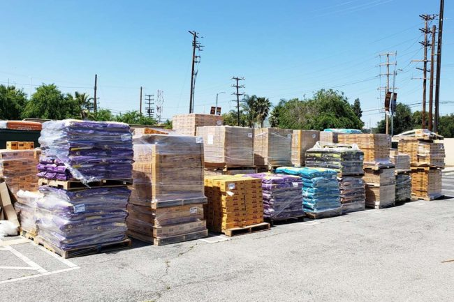 WellPet subsidiary donates 180,000+ lbs of pet food to animal shelters