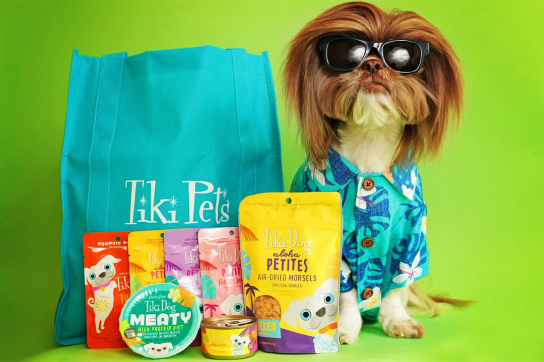 Tiki Pets donates cat, small dog food to pet shelters and foster parents